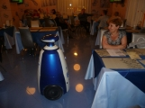 Robot in TIPO-Hotel