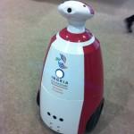 Talking robots on slon.ru